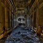 she lives within these walls by RandomThawts