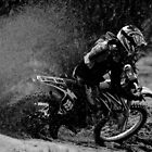Kicking up the Dirt by Brandon Dyzel