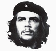 Che Guevara by jipvankuijk