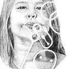 Bubbles by Karen Clark