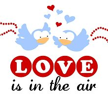 Love Is In The Air by Sonia Pascual