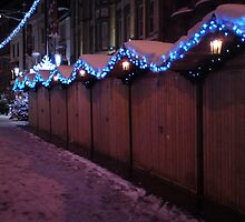 Christmas Markets by Natalie  Parsons