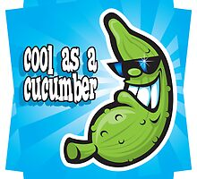 Cool as a Cucumber by Tom Fulep