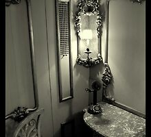 Telephone Room - Villa Vizcaya, Miami, FL by H20pulse