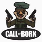 Call of Bork by GeekCupcake