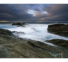 """The Gentle Wash"" ∞ Bermagui, NSW - Australia Photographic Print"
