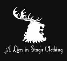 A Lion in Stag's Clothing by GatewayLesbian