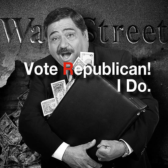 Vote Republican! 6 by Alex Preiss