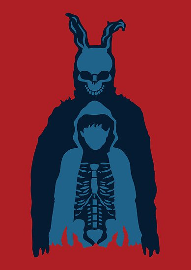 Minimalist Movie Poster: His name is Frank by Scott Weston