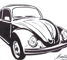 Mini Mono Bug by Sharon Poulton