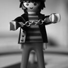 Cuffed Robber by gforrest15