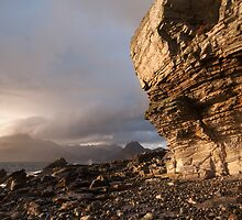 Elgol Afternoon by Christopher Cullen