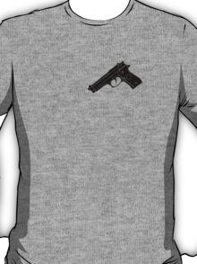 Deadly (Mono Black) T-Shirt