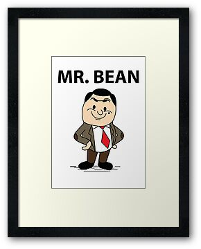 Mr. Bean by Scott Weston