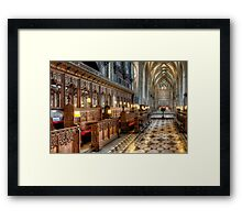 Church of England Framed Print