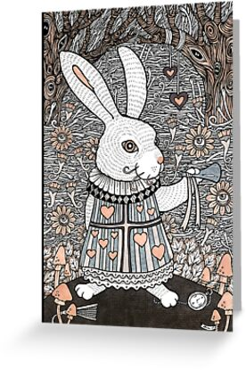 The White Rabbit by Anita Inverarity