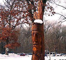 Big Chief by Tom Kerns