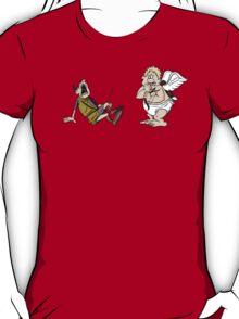 An arrow to the heart.. No wait! T-Shirt