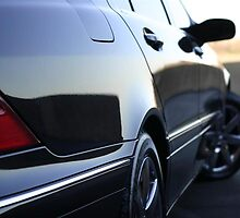 Tim McGraw and Faith Hill's S600 V12 at Golden Hour  by Daniel  Oyvetsky