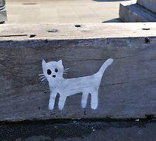 Cat  by Pete  Burton