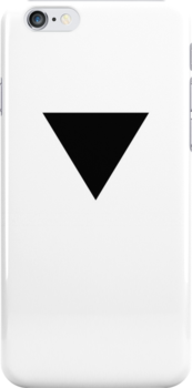 Black Triangle by x-pressions