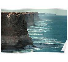 Great Australian Bight 50 K from WA  198208050023 Poster