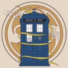 TARDIS Nouveau by shopfunkhouse