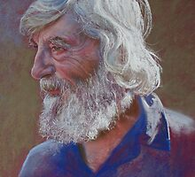 Portrait of Doug Dale by Lynda Robinson