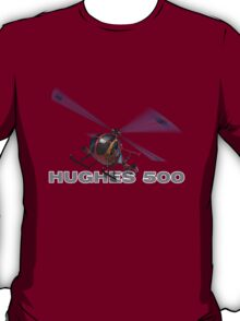 "Hughes 500 ""Little Bird"" T-Shirt"