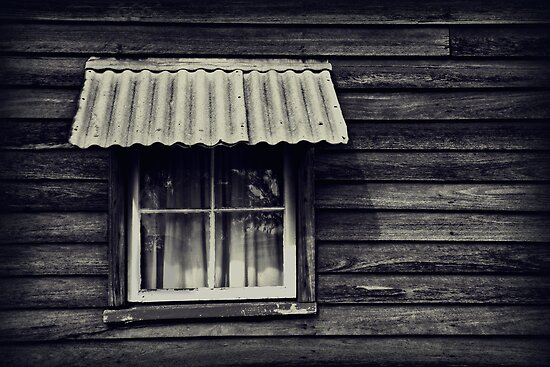 the watcher at the window by scottimages