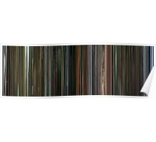 Moviebarcode: Oldboy (2003) Poster