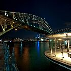 Milson's Point by TedmBinegas