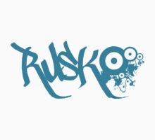 Rusko tribute by chiaraggamuffin