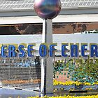Universe of Energy by Patrick Tocher