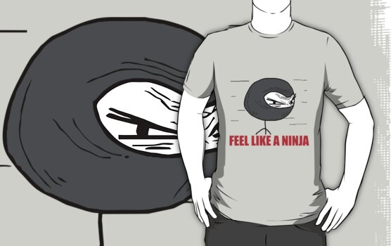Feel Like A Ninja ! by Venum Spotah