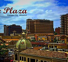 Country Club Plaza Shopping District - Kansas City, Missouri by TeeMack