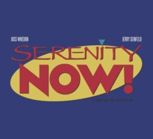 Serenity Now! by Andrés Abel