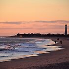 Sunset at the Cove Beach by Cape Publishing
