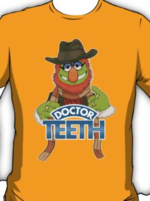 'Doctor Teeth' (The Muppets / Doctor Who - VERSION #2) T-Shirt