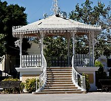 Gazebo Of San Jose Del Cabo by phil decocco