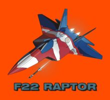 F22 RAPTOR by MarkSeb