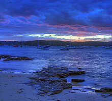 Angels Breath - Paradise Beach, Sydney Australia - The HDR Experience by Philip Johnson