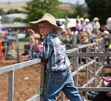 Taralga Rodeo by Graham Grocott