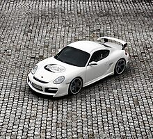Techart Porsche Cayman by Jan Glovac Photography