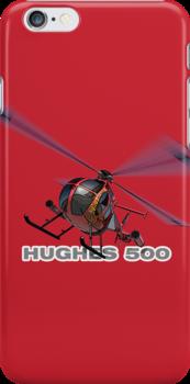 "Hughes 500 ""Little Bird"" by MarkSeb"