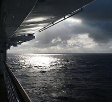 Atlantic Storm by Wayne  Cook Photography