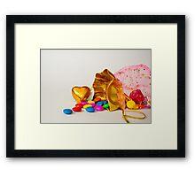 Valentine Special Framed Print
