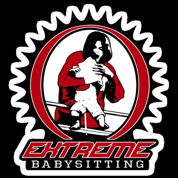 Extreme Babysitting by anfa