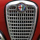 Alfa Romeo Giullieta by Pete  Burton