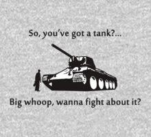 So you've got a tank? by daveb72